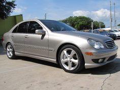 2006 MERCEDES-BENZ C230 Auto Market Of Florida: Inventory -www.automarketofflorida.com