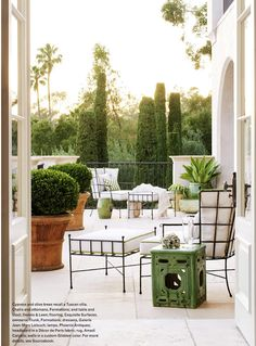 RICHARD HALLBERG ~ DESIGN IN MONTECITO