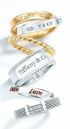 Tiffany Jewelry..I like it,so cool