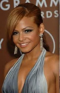 african american hairstyles with color
