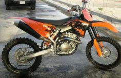 KTM - Gonna get a dirtbike by next spring!
