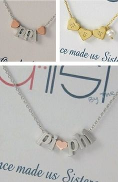Pi Beta Phi necklaces #piphi #pibetaphi