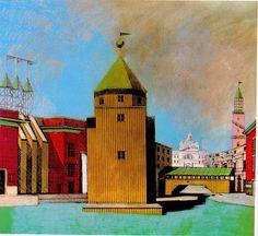 ArtChist: Teatro del Mondo en la Bienal de Venecia 1979 | Al...