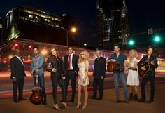 NASHVILLE on ABC starring Connie Britton, Hayden Panettiere and 'General Hospital's Jonathan Jackson