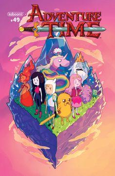 Adventure Time (Volume) - Comic Vine