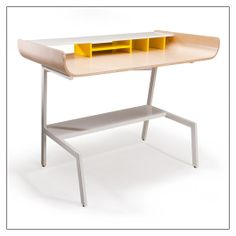 half pipe desk- a nelson spinoff