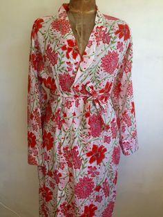 Cotton Gowns - Garden Marigold NZ$60 www.summerhousenz.co.nz