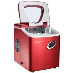 Buy The EdgeStar Portable Ice Maker In Stainless Steel For Home Kitchen Or  Wet Bar. The EdgeStar Makes Ice In Minutes.