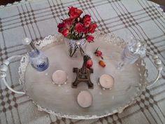 Geri Dönüşüm - Eski Parfüm Şişesi ve Kavanoz Süsleme - piece of cake