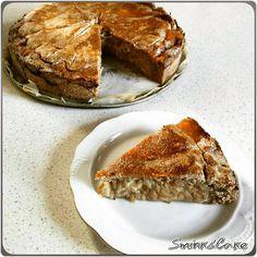 Almatorta #applepie#apple#pie#cake#paleo#vegan#glutenfree#glutenfreevegan#sugarfree#nosugar#grainfree#milkfree#nomilk#paleolife#paleosweet#paleolifestye#veganlife#veganlifestyle#healthy#healthyfood#healthylife#hungarian#instafood#sminkandcake