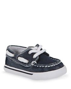 The Bug needs these! Baby Sperry