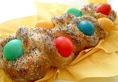 Italian Easter Bread | A Homemade Living