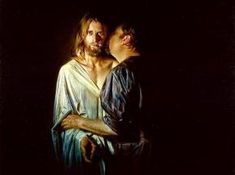 Fine Art Painting of Judas Kiss Holy Wednesday, Holy Week, Cancer Cure, Indie Fashion, Health And Beauty, Healthy Life, Health Fitness, Fine Art, Vitamin B17