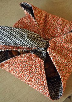 How to Sew a Pie Tote | AllFreeSewing.com