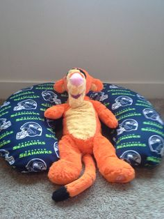 Boppy Cover Seattle Seahawks Seahawks Boppy by CaseysConcoctions