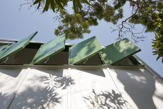 THE READING ROOM- Shortlisted 2020 Houses Awards Roof Skylight, Metal Screen, Queenslander, Architect House, Reading Room, Outdoor Rooms, Cladding, Black House, Shutters