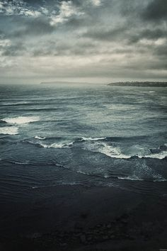 #art #photography #nature #water #waves #storm #clouds