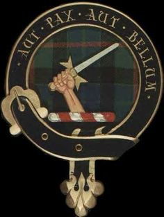 "Clan Gunn: ""Either peace or war"""