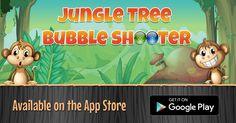Jungle Tree Bubble Shooter