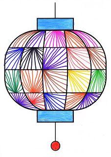 New Year's Crafts, Holiday Crafts, Diy Paper, Paper Crafts, Chinese New Year Crafts, Chinese Festival, Scissor Skills, Art Club, Art For Kids