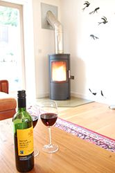 Unique designer self catering holiday let in Southwold - The Mallard