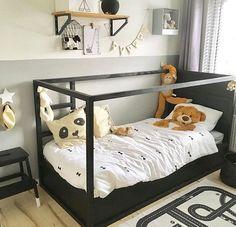 New baby bedroom ikea kura hack ideas Kura Bed, Kura Cama Ikea, Ikea Kura Hack, Ikea Hack Kids, Shabby Chic Bedroom Furniture, Childrens Bedroom Furniture, Bedroom Decor, Baby Bedroom, Baby Boy Rooms