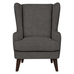 John Lewis & Partners Bergen Armchair at John Lewis & Partners Bergen, Design Your Own, John Lewis, Armchair, Told You So, Lounge, Decor Ideas, Living Room, Home Decor