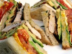 Learn about the W Hotel and the chicken club sandwich available only for room…