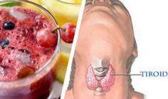 Este zumo es capaz de regular tus tiroides y hacerte bajar de peso!!!