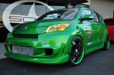 Team Hybrid Scion xD