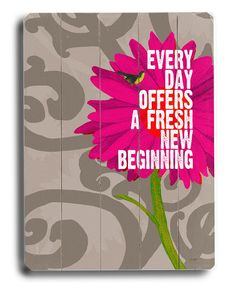 Take a look at this 'Every Day Offers' Wall Art by ArteHouse on #zulily today!