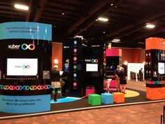 Xuber has landed. Visit us at booth 507 for a demo #ACORDLOMA
