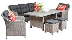 Wicker Sofasets Cologne Diningsofaset Segals Outdoor Furniture