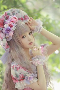 Kiyohari, sweet lolita, kawaii, japan fashion
