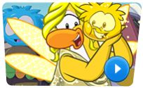 Club Penguin   Waddle around and meet new friends