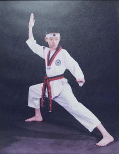 For child - I have learned Taekwondo since when I was 7 years old. Taekwondo is a Korean national sport and it changed my life a lot. I have addicted do martial art since I wondered how to protect myself in variable situation without Taekwondo. So I learned Judo, Geomdo, Muay Thai and so on. I learned many kinds of marital arts but I think Taekwondo is the most interesting martial art to me. That's why I was a best player in the Korea and I hold a fifth-degree black belt in Taekwondo now.