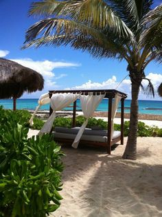We stayed here at El Dorado Royale. An adults only retreat in Riviera Maya, Mexico. Gorgeous....