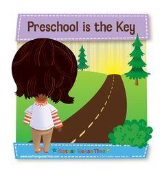 Preschool is the Key
