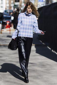 Celine Details Outfit
