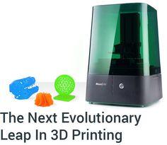 MoonRay, The UV DLP 3D Printer is Launched on Kickstarter by SprintRay http://3dprint.com/60904/moonray-3d-printer/