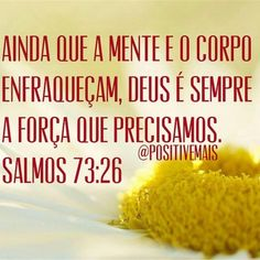 .Deus nossa Força!