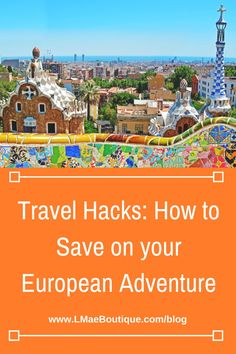 Traveling on a budget? Check out these money saving tips for your next European adventure! Budget Travel, Travel Tips, Travel Ideas, Saving Ideas, Money Saving Tips, Blog Websites, Eurotrip, Safety Tips, Paris Skyline