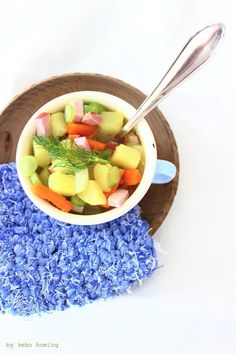 Gemüseeintopf mit Selchfleisch