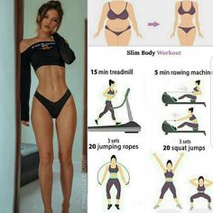 Slim body workout! ✅ No copyright infringement intended // contact us (email) for removal. Content by: @physiquetutorials . . . #fitnessgirl #fitnessmom #transformations #fitnesslife #abs #train #healthy #healthylifestyle #sisepuedet #gymsession #weightloss #legsgains #ladybeast #fitnessjourney #fitnesslifestyle #fitnessfreak #girlswholift #nopainnogain #getstrong #mondaymiles #chestday #seenonmyrun #trainhard #strengthtraining #physiquefreak