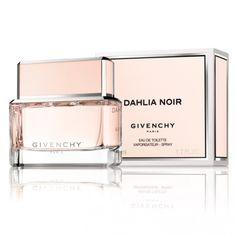 Givenchy Dahlia Noir Eau de Toilette – The Modern Type of an Oriental Floral Fragrance