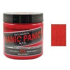 Manic Panic 'Wildfire'