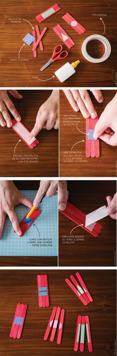 Quebra Cabeça de Palito | Popsicle Puzzle