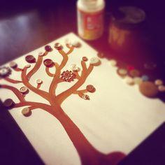 Autumn craft time