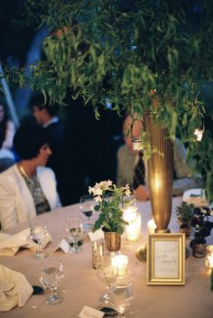Leo Patroneis responsible for some of my favorite weddings ever on SMP (just take a look at this one here and here). And after pouring through this gorgeous backyard beauty (filled to the brim with stunning florals from Honey Of A Thousand