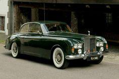 1965 Rolls-Royce Silver Cloud III coupe